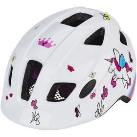 Cube Pebble Bike Helmet Children white